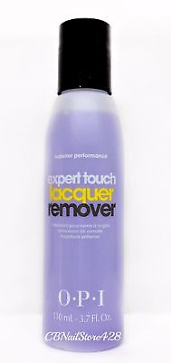 OPI - Expert Touch - Axxium soak off, Gel Lacquer REMOVER 3.7oz/110ml