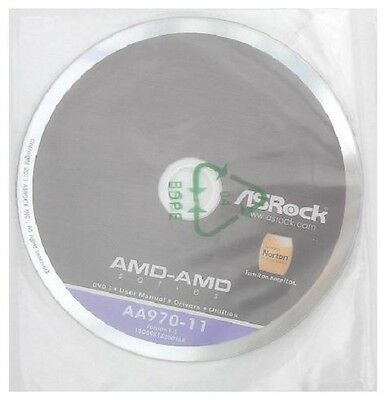 original ASRock Mainboard Treiber CD DVD 970 Extreme4 *29 Win 7 Vista XP Windows