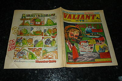 VALIANT & TV21 - Date 30/03/1974 - IPC UK Comic