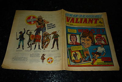 VALIANT & TV21 - Date 18/05/1974 - IPC UK Comic
