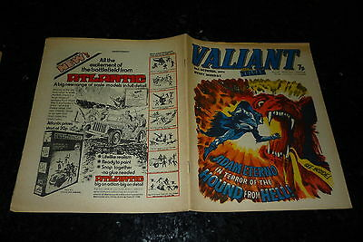 VALIANT & VULCAN Comic - Date 02/10/1976 - IPC UK Comic