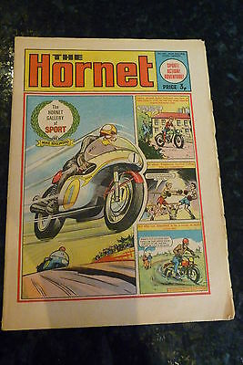 The HORNET Comic - Issue 445 - Date 18/03/1972 - UK Paper Comic
