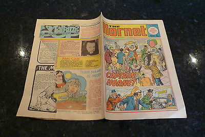 The HORNET Comic - Issue 513 - Date 07/07/1973 - UK Paper Comic
