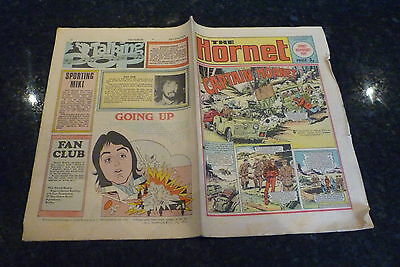 The HORNET Comic - Issue 515 - Date 21/07/1973 - UK Paper Comic