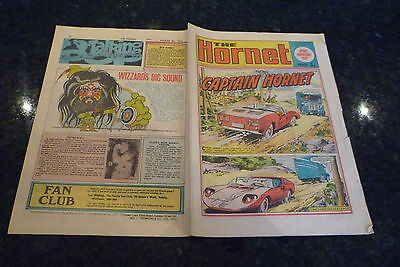 The HORNET Comic - Issue 517 - Date 04/08/1973 - UK Paper Comic