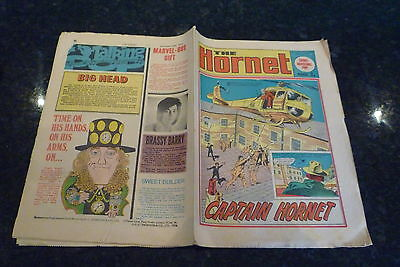 The HORNET Comic - Issue 542 - Date 26/01/1974 - UK Paper Comic