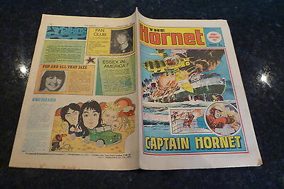 The HORNET Comic - Issue 551 - Date 30/03/1974 - UK Paper Comic