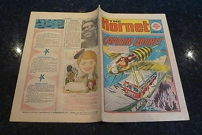 The HORNET Comic - Issue 553 - Date 13/04/1974 - UK Paper Comic