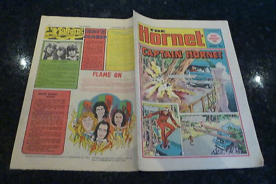 The HORNET Comic - Issue 586 - Date 30/11/1974 - UK Paper Comic