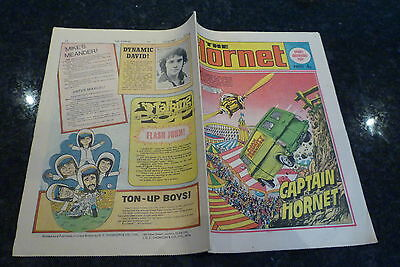 The HORNET Comic - Issue 589 - Date 21/12/1974 - UK Paper Comic