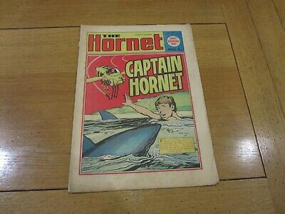 The HORNET - Issue 597 - Date 15/02/1975 - UK Paper Comic