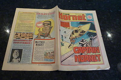 The HORNET - Issue 607 - Date 26/04/1975 - UK Paper Comic