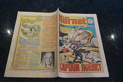 The HORNET - Issue 622 - Date 09/08/1975 - UK Paper Comic