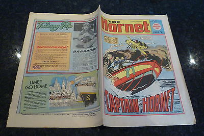 The HORNET - Issue 637 - Date 22/11/1975 - UK Paper Comic