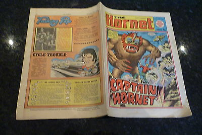 The HORNET - Issue 644 - Date 10/01/1976 - UK Paper Comic