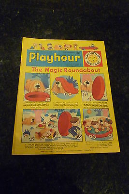"PLAYHOUR & ROBIN - (1973) - Date 18/08/1973 -  Inc ""The Magic Roundabout"""
