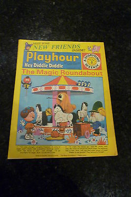 PLAYHOUR & HEY DIDDLE DIDDLE - (1973) - Date 22/09/1973 - UK Paper