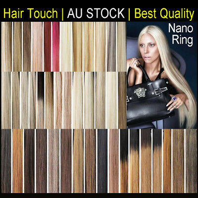 """18"""" 20"""" 22"""" Skin Tape remy 100% Human Hair Extensions black brown blonde ombre"""