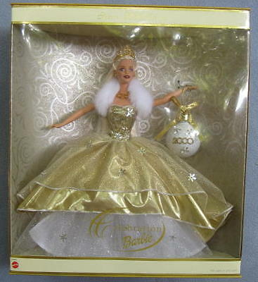 Special Edition 2000 Celebration Barbie Doll Mint in Box New & Unopened