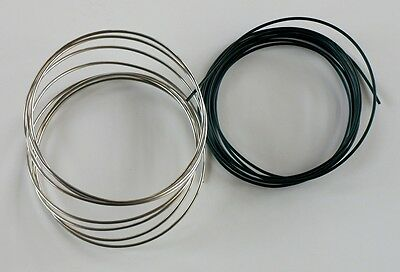 2 meters of Armature /Bonzai Wire Soft Annealed Aluminium 1.5mm