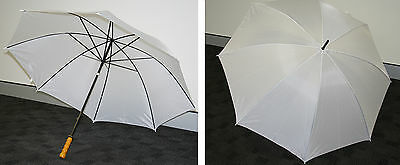 "30"" Golf Umbrella White single - PMA212"