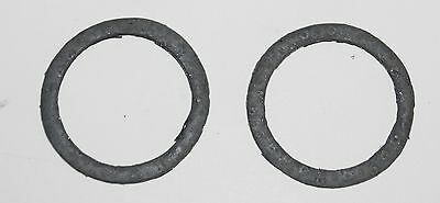 Yamaha 1998-2011 Xv 650 V-Star Custom  Exhaust Pipe Header Gaskets Km-702-2