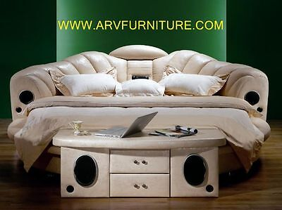 AC-Moon, New Round Bed, Furniture Ontario