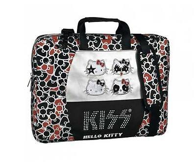 "Laptop- Notebooktasche ""KISS Hello Kitty"" mit Strasssteinen [NEU]"