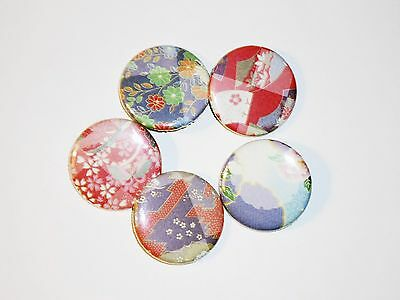 Origami Button Pins - Lot #4