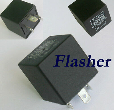 Electronic LED Flasher Relay Fix Turn Signal 3 Pin New
