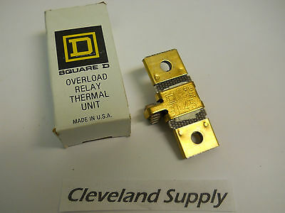 Square D B1.45 Overload Relay Thermal Unit  New Condition In Box