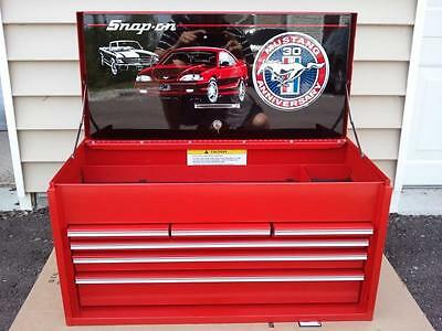 Snap-on 30th Anniversary Mustang Toolbox (Full Size)