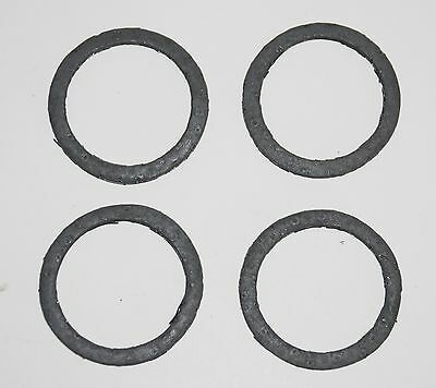 Suzuki 1993-1995 Gsx-R 750 Ws  Exhaust Pipe Header Gaskets (4) Sm-703-4