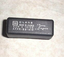 Clare Cup Reed Relay 12 Volt 2K x 3