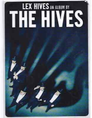 The Hives - Lex Hives * PROMO STICKER