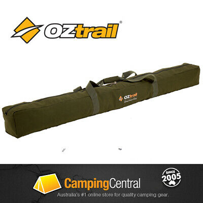 Oztrail Canvas Tent Pole Bag *****fits Up To 20 X 9Ft Steel Tent Poles*****