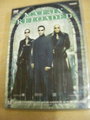 DVD - The Matrix Reloaded - R4