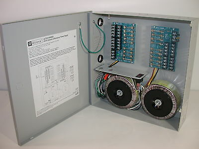 ALTRONiX ALTV2416600 UL CCTV 16 CAMERA 24 VAC POWER SUPPLY 16 OUTPUT 20AMP CLEAN