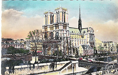 Cpsm Cathedrale Notre Dame