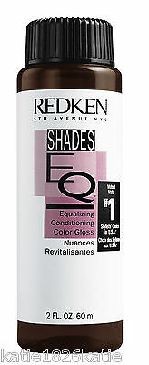 REDKEN SHADES EQ  EQUALIIZING CONDITIONING COLOR GLOSS HAIR COLOUR 60 ml 1b & 5s