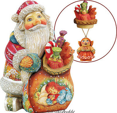 G DeBrekht Christmas Night 2012 Santa Surprise Box Limited Edition 5179012