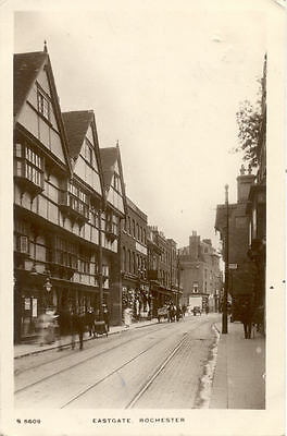 ANGLETERRE ENGLAND ROCHESTER EASTGATE stamp 1911