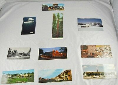 Lot of 10 Postcards Photo Howard Johnson Norwegian Caribbean Cruise Line u1p5