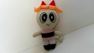 POWERPUFF GIRLS PPG French BLOSSOM PLUSH DOLL RARE ITEM  ETS L&G VAN DE WALLE