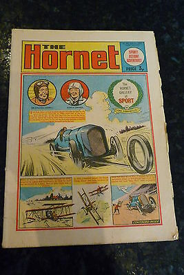 The HORNET Comic - Issue 441 - Date 19/02/1972 - UK Paper Comic