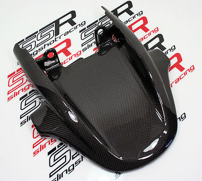 1995-2008 Ducati Monster Rear Seat Tail Tray Cowl Fairings Covers Carbon Fiber