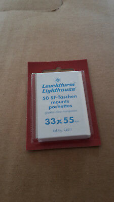 "Leuchtturm SF-Zuschnitte ""Rote Verpackung 50 Stck pro Packung"""