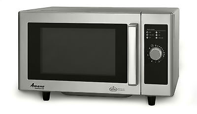 Amana Commercial Microwave Oven RMS10D 1000 Watts