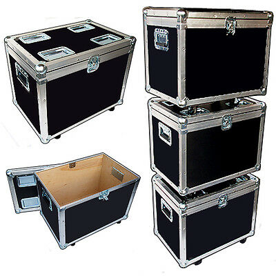 """STACKABLE"" ATA Accessory Case - Light Duty Supply w/Wheels ID 23x15x17"