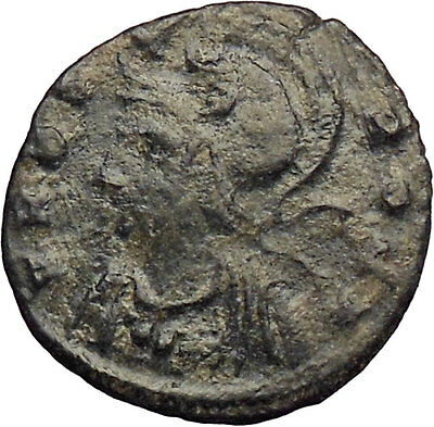 Constantine I the Great ROME COMMEMORATIVE Ancient Roman Coin Soldiers  i28990